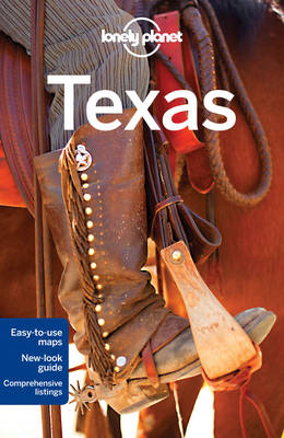 Lonely Planet Texas - Travel Guide (Paperback)