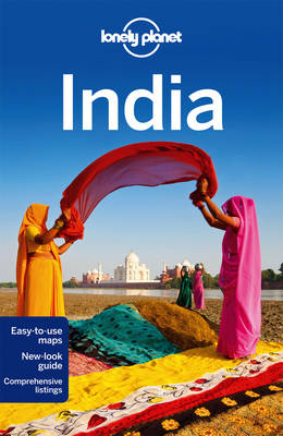 Lonely Planet India - Travel Guide (Paperback)