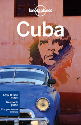 Lonely Planet Cuba - Travel Guide (Paperback)