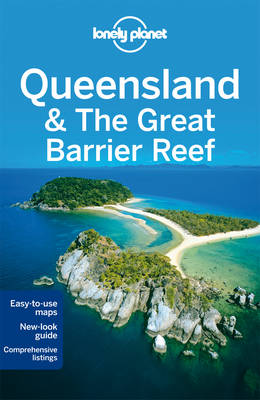 Lonely Planet Queensland and the Great Barrier Reef - Travel Guide (Paperback)