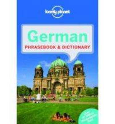 Lonely Planet German Phrasebook & Dictionary (Paperback)