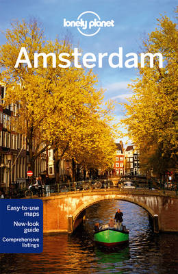 Lonely Planet Amsterdam - Travel Guide (Paperback)