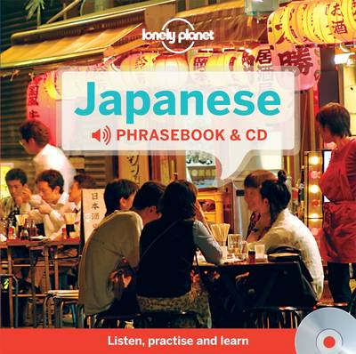 Lonely Planet Japanese Phrasebook (Mixed media product)