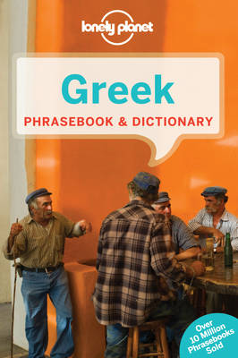 Lonely Planet Greek Phrasebook & Dictionary: 5 (Paperback)