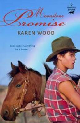 Moonstone Promise - Diamond Spirit 2 (Paperback)