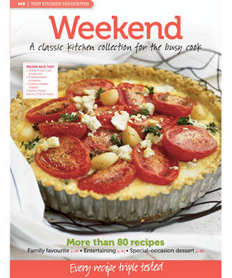 MB Test Kitchen Favourites: Weekend - MB Test Kitchen Favourites (Paperback)