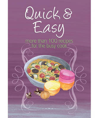 Quick & Easy - Easy Eats (Paperback)