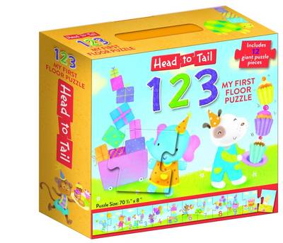 Head to Tail 123 Floor Puzzle (Game)