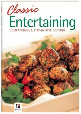 Entertaining - Classic Cooking Series (Paperback)