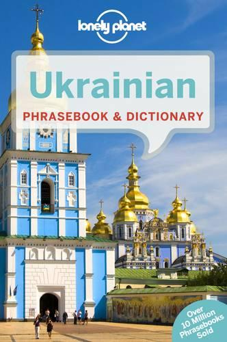 Lonely Planet Ukrainian Phrasebook & Dictionary (Paperback)