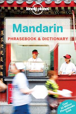 Lonely Planet Mandarin Phrasebook & Dictionary (Paperback)