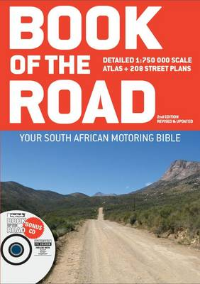 Book of the Road South Africa (Paperback)