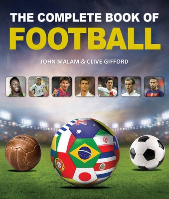 Cover The Complete Book of Football