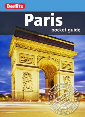 Berlitz: Paris Pocket Guide - Berlitz Pocket Guides (Paperback)