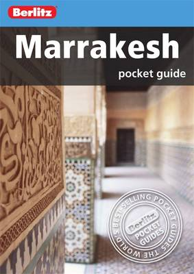 Berlitz: Marrakesh Pocket Guide - Berlitz Pocket Guides 111 (Paperback)