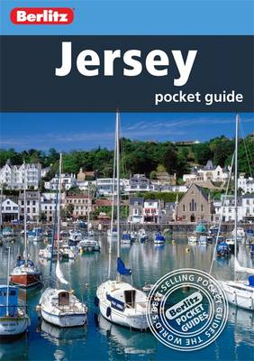 Berlitz: Jersey Pocket Guide - Berlitz Pocket Guides 88 (Paperback)