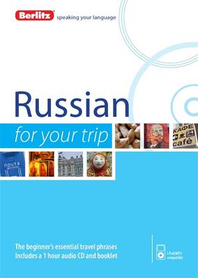 Berlitz Language: Russian for Your Trip - Berlitz for Your Trip (Mixed media product)