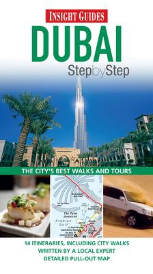 Insight Guides: Dubai Step by Step - Insight Step by Step (Paperback)