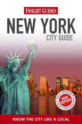 Insight Guides: New York City Guide - Insight City Guides (Paperback)