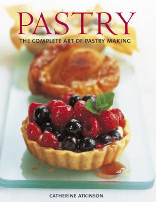 Pastry: The Complete Art of Pastry Making (Paperback)
