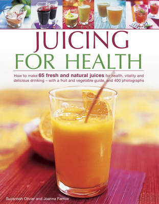 Juicing for Health (Paperback)