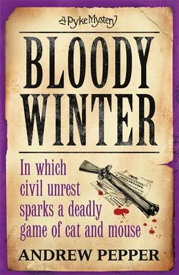 Bloody Winter: A Pyke Mystery (Paperback)