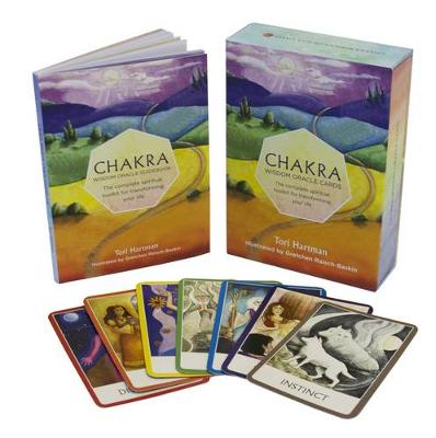 Chakra Wisdom Oracle Cards: The Complete Spiritual Toolkit for Transforming Your Life (Other book format)