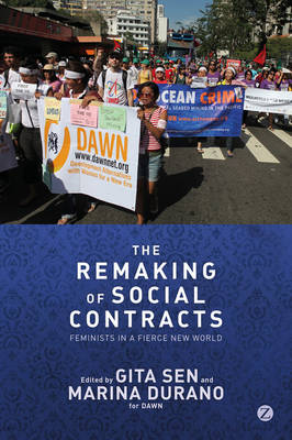 The Re-Making of Social Contracts: Feminists in a Fierce New World (Paperback)