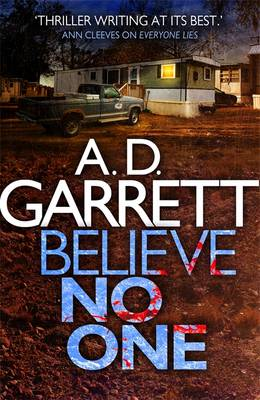 Believe No One - DI Kate Simms (Hardback)
