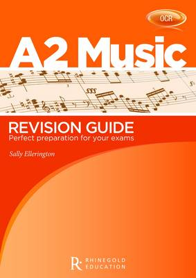 OCR A2 Music Revision Guide (Paperback)