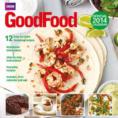 Official BBC Good Food 2014 Calendar (Calendar)
