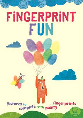 Fingerprint Fun: Add Painty Prints (Paperback)