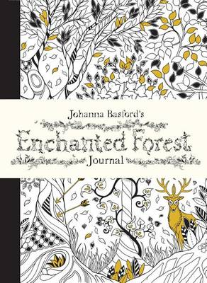 Cover Johanna Basford's Enchanted Forest Journal