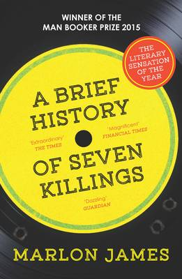 Image result for a brief history of seven killings book