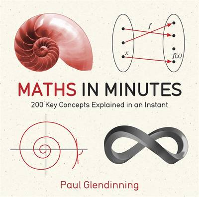 Math in Minutes: 200 Key Concepts Explained in an Instant - In Minutes (Paperback)
