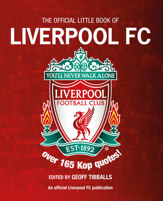 Official Little Book of Liverpool (Paperback)