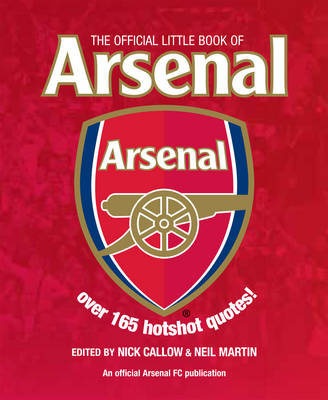 Official Little Book of Arsenal (Paperback)