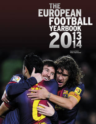 UEFA European Football Yearbook 2013/14 (Paperback)