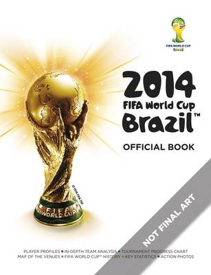 2014 FIFA World Cup Brazil Official Book (Paperback)