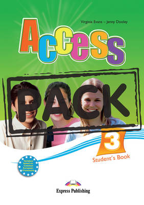 Access: Student's Pack (Hungary) Level 3 (Mixed media product)