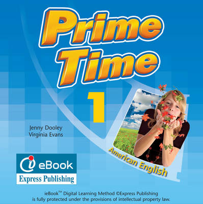 Prime Time US: IeBook/DVD (US) Level 1 (DVD)