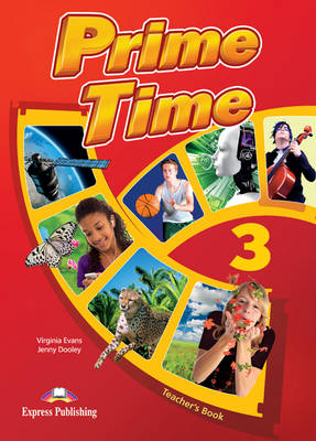 Prime Time: Teacher's Book (Turkey) Level 3 (Paperback)