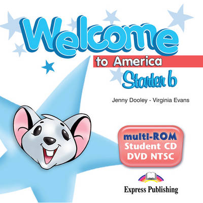 Welcome to America Starter B: MULTI-ROM (Student CD/DVD NTSC) US (DVD)