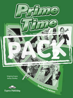 Prime Time 2: Teacher's Pack (US) (Mixed media product)