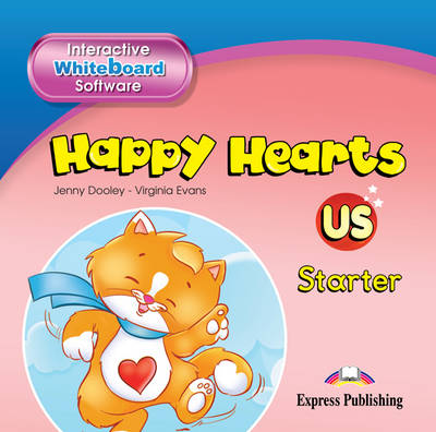 Happy Hearts Starter US: Interactive Whiteboard Software (CD-ROM) (US) (CD-ROM)