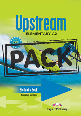Upstream Elementary A2: Student's Pack (Hungary) (Mixed media product)