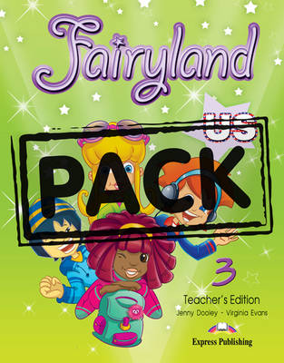 Fairyland US 3: Teacher's Book with Posters (US) (Paperback)