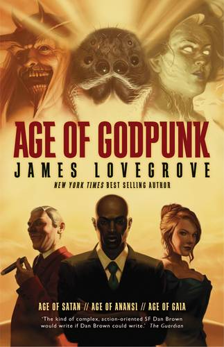 Age of Godpunk (Paperback)
