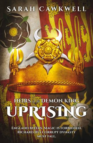 Uprising - Heirs of the Demon King 1 (Paperback)