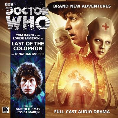 Last of the Colophon - Doctor Who: The Fourth Doctor Adventures 3.5 (CD-Audio)
